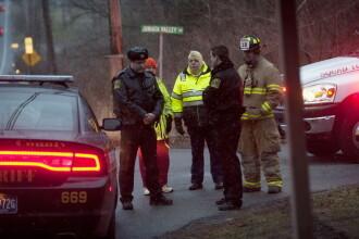 Detaliile atacului armat din SUA. Trei persoane ucise in fata unei biserici din Pennsylvania