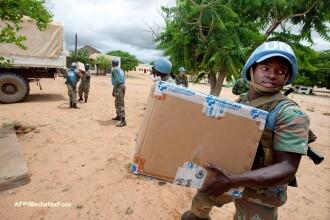 Un soldat al fortei de pace ONU din Darfur si-a ucis trei colegi, apoi s-a sinucis
