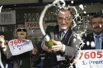 Un roman a dat lovitura la loteria din Spania: A castigat unul din marile premii de 400.000 de euro