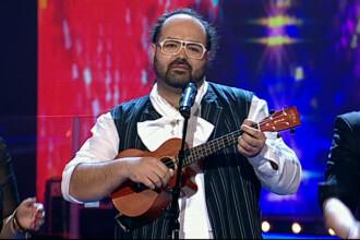 Finalistul de la Vocea Romaniei, Vizi Imre, a facut show la Targu Mures