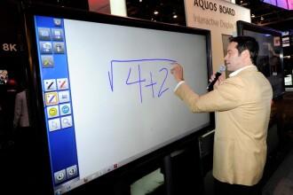 Cele mai impresionante gadgeturi de la CES 2013:tableta 4K, ochelarii smart si TV-ul cu imagine OLED