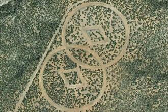 Secretul din adancul pamantului. Ce ascunde aceasta harta din New Mexico si cui ii este destinata