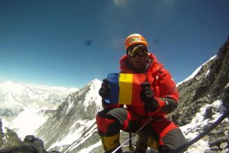 "Horia Colibasanu isi prezinta aventurile din ultima expeditie:""Gerul crunt ne-a stors toata energia"""