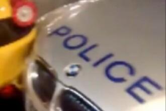 Ce se intampla cand un politist intalneste un Ferrari. Aceasta