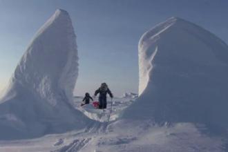 Cel mai rece punct de pe Terra, identificat cu ajutorul unui satelit, in Antarctica
