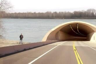Proiect de 170 de milioane de euro. Galatenii vor sa traverseze Dunarea printr-un tunel subteran