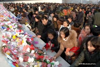 Bătaie la mormântul lui Kim Jong-il. De la ce a izbucnit scandalul