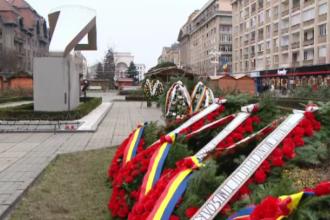Zi de doliu in Timisoara, la 24 de ani de la manifestarile care au dat nastere Revolutiei din 1989