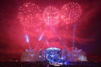 REVELION 2014. Programul petrecerilor din marile piete ale Romaniei pentru noaptea de Anul Nou