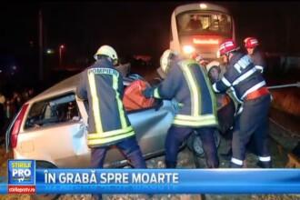 Tragedie in judetul Mures. Un tanar a murit in urma unui accident pe calea ferata