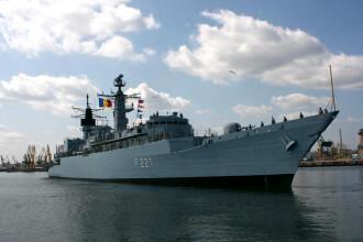 Concentrare de forțe în Marea Neagră: 21 de nave, 10 aeronave, un submarin, 2.300 de militari