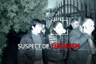 Portretul tanarului arestat in Arad sub suspiciunea de terorism. Bombele lui puteau distruge cladiri