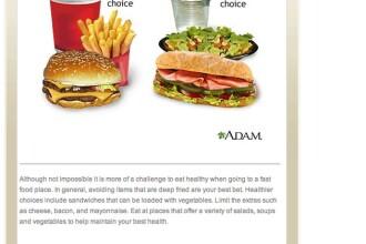 McDonald's a decis sa INCHIDA site-ul care ii sfatuia pe angajati sa nu manance de la fast-food