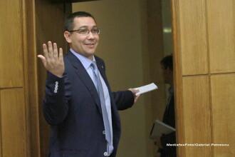 Ponta vrea sa numeasca seful STS. Proiectul de lege care ar urma sa treaca serviciul sub MAI