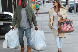 Kim Kardashian si Kanye West s-au casatorit civil, in secret. De ce au luat aceasta decizie