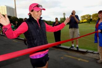 O femeie din Noua Zeelanda a stabilit un record mondial dupa ce a alergat trei zile fara oprire