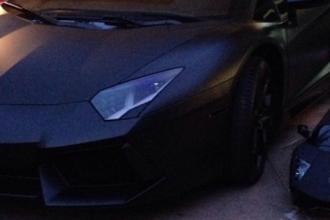North West, fiica lui Kim Kardashian si a lui Kanye West, are deja, la 6 luni, un mini Lamborghini