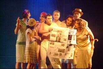 O luna cu spectacole de teatru pe buzunarul oricui, in Arad. Cat va costa un bilet