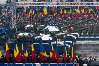ZIUA NATIONALA A ROMANIEI. 4000 de persoane au asistat la parada, in Bucuresti. Cele mai importante momente ale ceremoniei