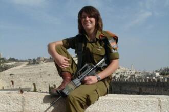 O membra a armatei israeliene a fost rapita de grupul terorist Stat Islamic