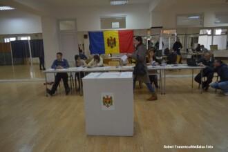 REZULTATE ALEGERI IN REPUBLICA MOLDOVA. Partidele proeuropene au castigat scrutinul si vor forma o coalitie
