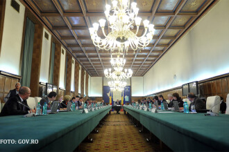 Guvernul Ponta 4 intra marti in functie. Ce a promis fiecare dintre noii ministri ca va face in mandatul sau