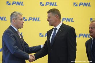 Co-presedintele PNL, Vasile Blaga: Catalin Predoiu va fi premierul nostru