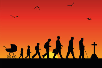 Speranta de viata a romanilor, printre cele mai reduse din Europa. In Spania, Franta si Italia trece de 82 de ani