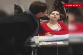 Mama Ioanei, tanara batuta pana a ajuns in coma in Germania, si-a revazut fiica.