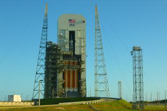 Nava spatiala care ar putea duce oameni pe Marte va fi lansata de NASA. Primul zbor va fi doar un test
