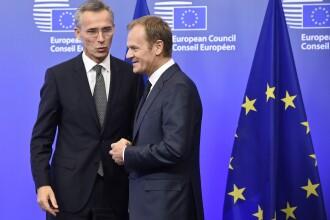 Presedintele Consiliului European: Bulgaria si Romania sunt bine pregatite sa adere la Schengen