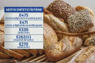 Ce ar trebui sa contina painea si cat de mult ne-am indepartat de la reteta originala. Riscurile pentru sanatate