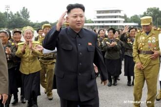 Elita militara a Coreei de Nord: 1.800 de