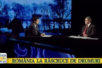 Interviu cu vicepresedintele PSD Ioan Rus despre comunism, demisia lui Victor Ponta si relatia cu PNL. VIDEO INTEGRAL