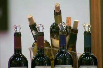 Decembrie va fi luna in care vom bea cea mai mare cantitate de vin. Romanii vor cheltui aproximativ 50 de milioane de euro