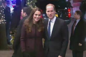 Printul William si ducesa de Cambridge, vizita oficiala de trei zile in SUA. Tema discutiei cu Barack Obama