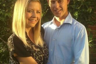 A murit intr-un accident rutier, alaturi de logodnicul ei, la 30 de minute dupa ce a aflat ca este insarcinata