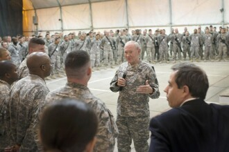Coalitia internationala contra grupului terorist Stat Islamic va trimite 1.500 de militari in Irak