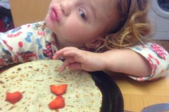 Ultima dorinta a unei fetite de cinci ani, bolnava de cancer. Povestea Isabellei e de-a dreptul impresionanta