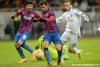 STEAUA - DINAMO KIEV 0-2: Campioana Romaniei a parasit Europa League. Galca: