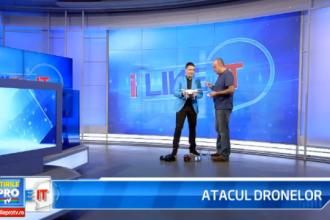 George Buhnici a testat la Ilikeit cele mai spectaculoase drone. Idei de gadgeturi pentru luna cadourilor