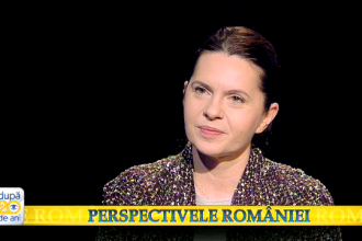 Adriana Saftoiu, la