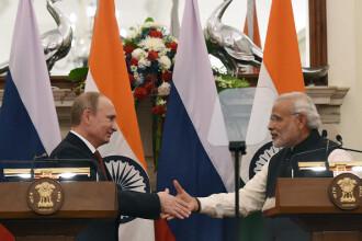Presa rusa anunta ca Putin a semnat in 24 de ore 20 de intelegeri economice. La cat se ridica