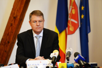 Klaus Iohannis: Voi pleda pentru un muzeu al comunismului. Nu mai putem ignora lectiile trecutului