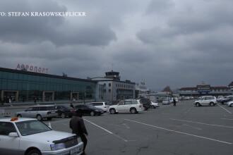 O pisica a facut DEZASTRU pe un aeroport din Rusia. VIDEO