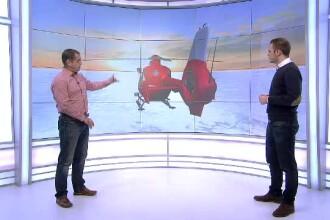 Posibilele cauze ale prabusirii elicopterului. Interviu cu experimentatul pilot Octavian Pita: care sunt principalele ipoteze