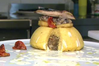 Ciorba de burta, sarmale, tocanita si salata boeuf, toate fara carne. Cum arata meniul de Craciun al vegetarienilor