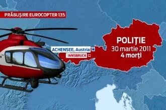 Lungul sir de accidente in care a fost implicat modelul Eurocopter EC-135. Compania producatoare: