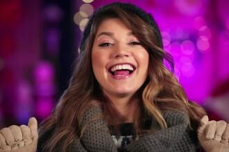 Loredana, fosta concurenta din echipa lui Smiley, iti dezvaluie secretul: ce faci cand vrei sa te dai cu sania dar nu a nins