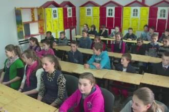 Solutia gasita de un primar din Alba, care a redus abandonul scolar la aproape zero. Un internat construit din fondurile UE